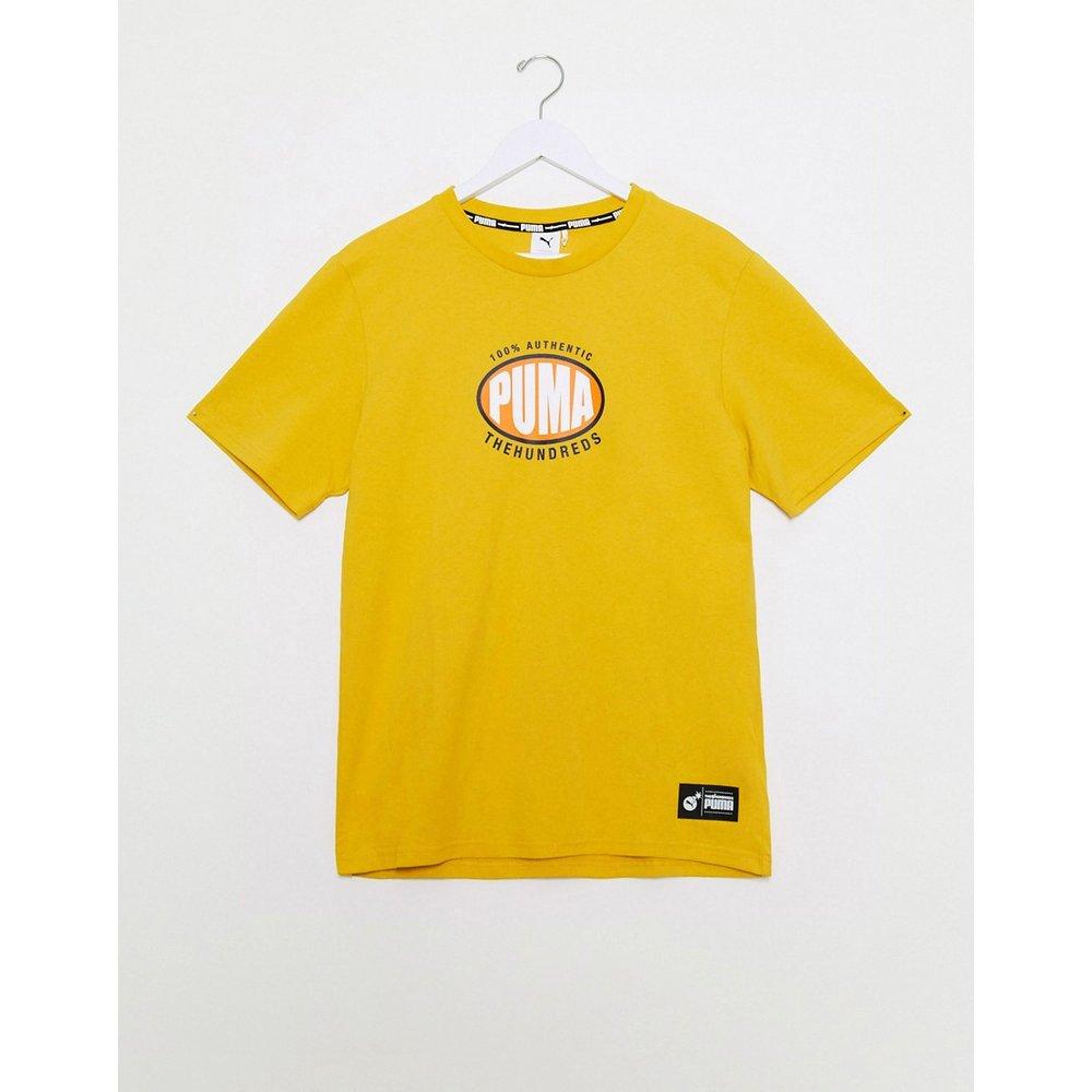 X The Hundreds - T-shirt à logo - Puma - Modalova