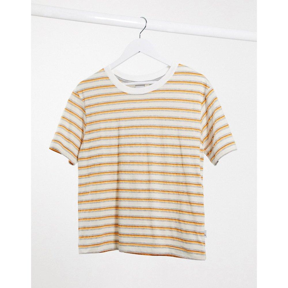 Fluids - T-shirt à rayures - Quiksilver - Modalova