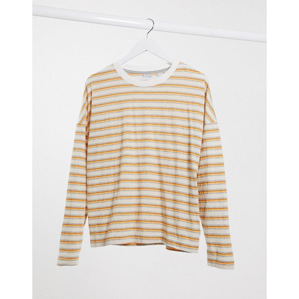 Fluids - T-shirt manches longues à rayures - Quiksilver - Modalova