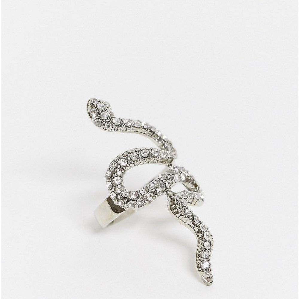 Inspired - Bague serpent - Reclaimed Vintage - Modalova