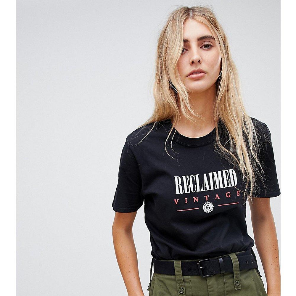 Inspired - T-shirt avec logo - Reclaimed Vintage - Modalova