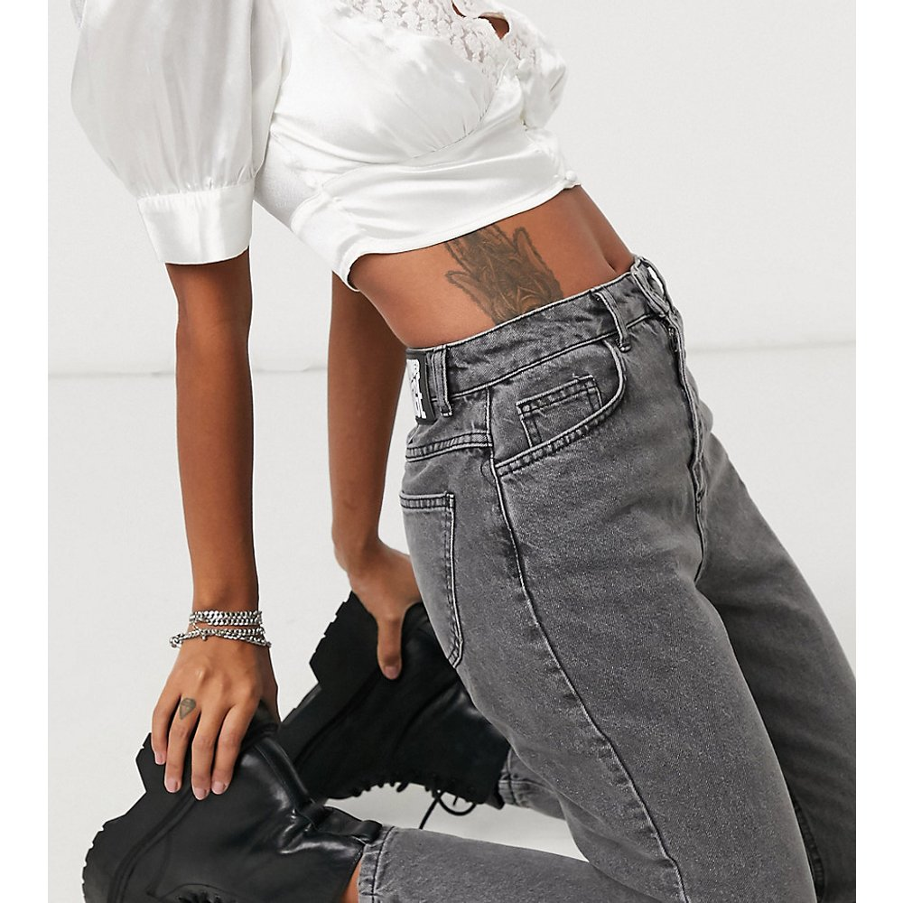 The '89 - Jean slim ajusté - vintage délavé - Reclaimed Vintage - Modalova