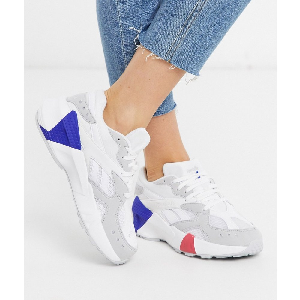 Aztrek double - Baskets - Reebok - Modalova