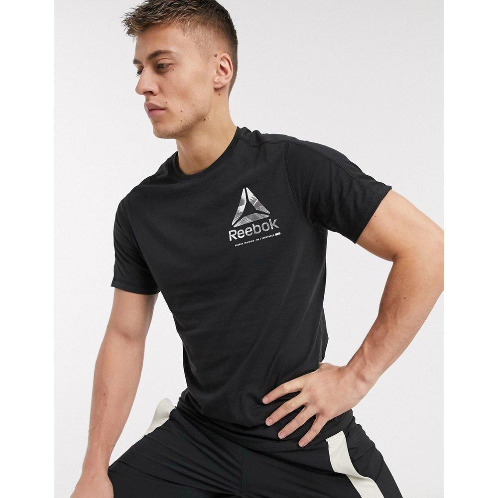 Speedwick - T-shirt à imprimé graphique - Reebok - Modalova