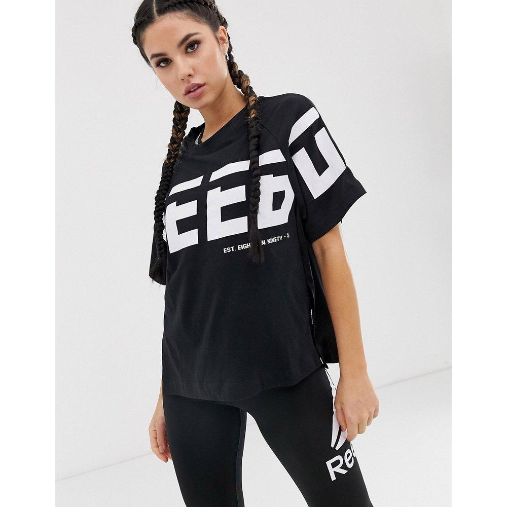 Training - T-shirt long - Reebok - Modalova