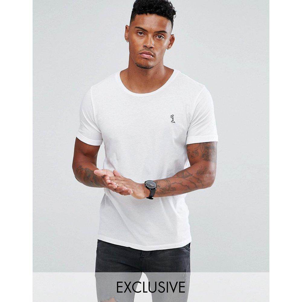 T-shirt à manches retroussées - Religion - Modalova