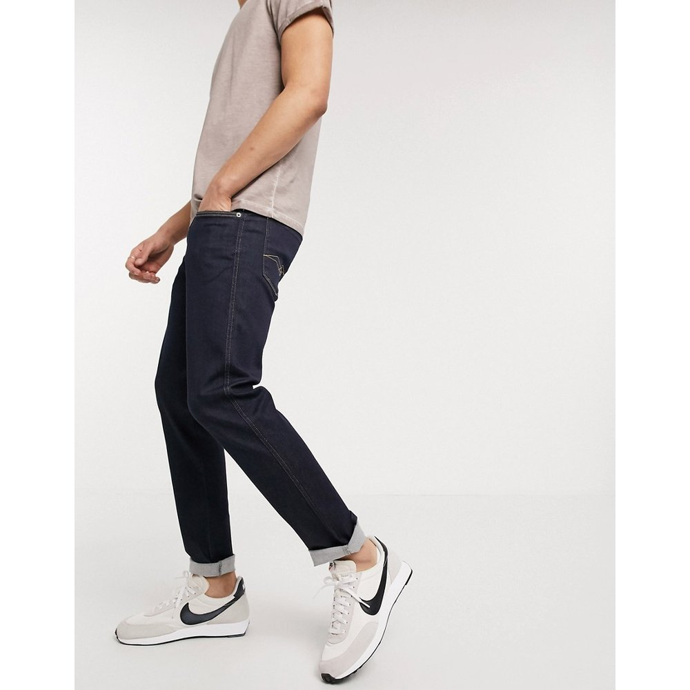 Anbass hyperflex - Jean slim - Replay - Modalova