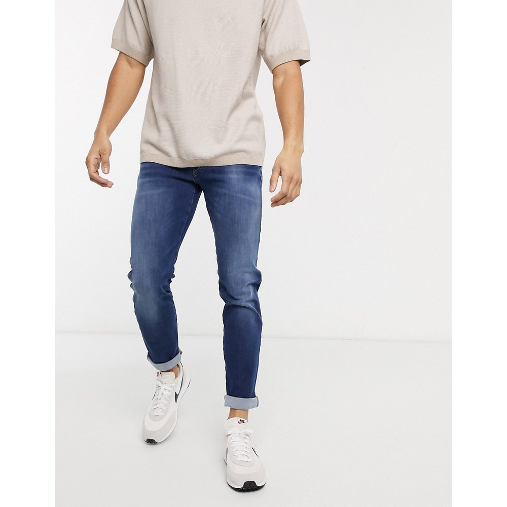 Replay - Jean skinny - Bleu - Replay - Modalova