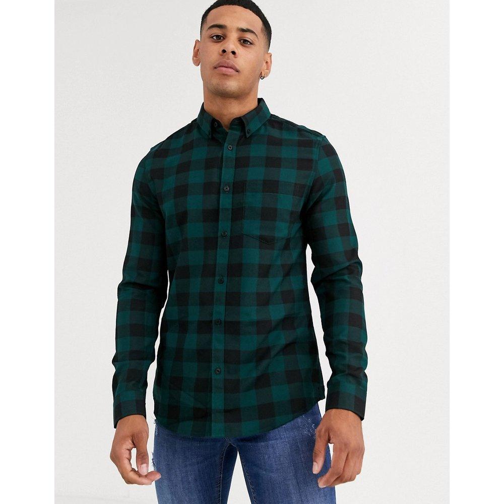 Chemise à carreaux - et noir - River Island - Modalova