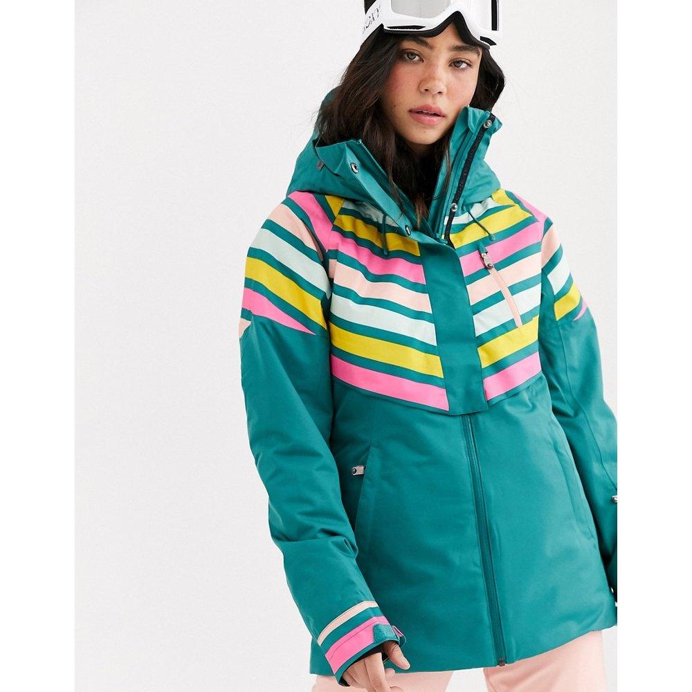 Roxy - Frozen - Veste de ski - Bleu - Roxy - Modalova