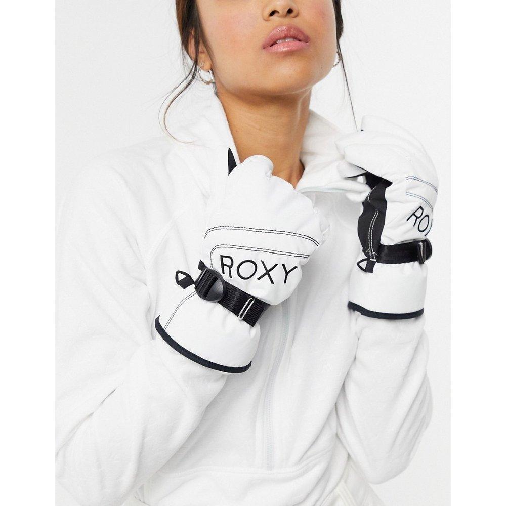 Roxy - Snow Jetty - Gants - Blanc - Roxy - Modalova