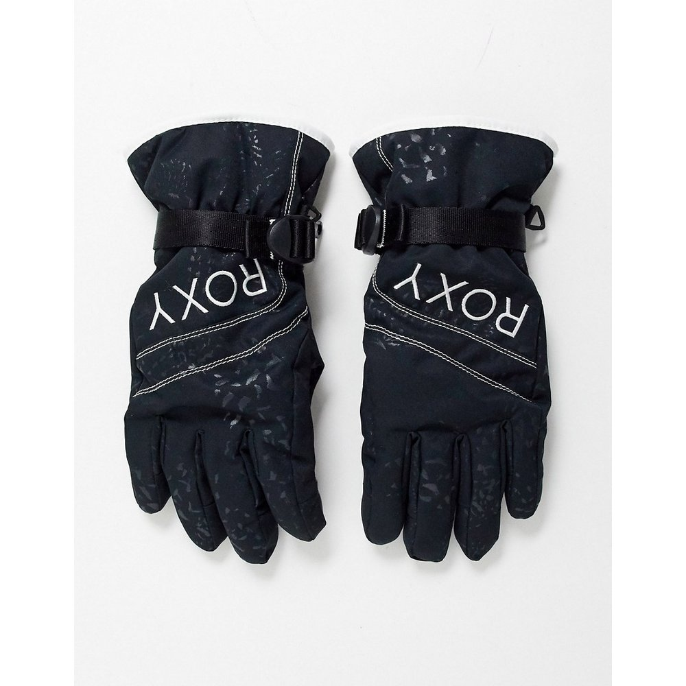 Roxy - Snow Jetty - Gants - Noir - Roxy - Modalova