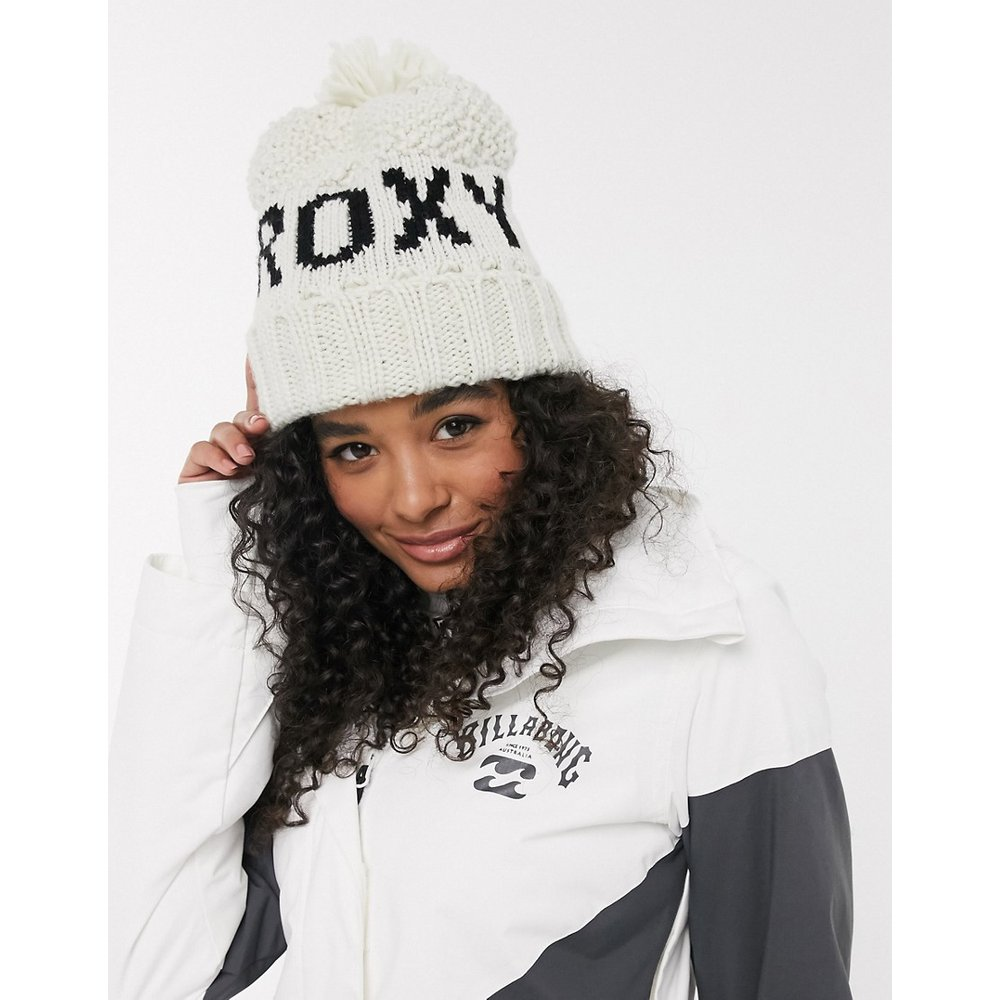 Snow Tonic - Bonnet à pompon - Roxy - Modalova