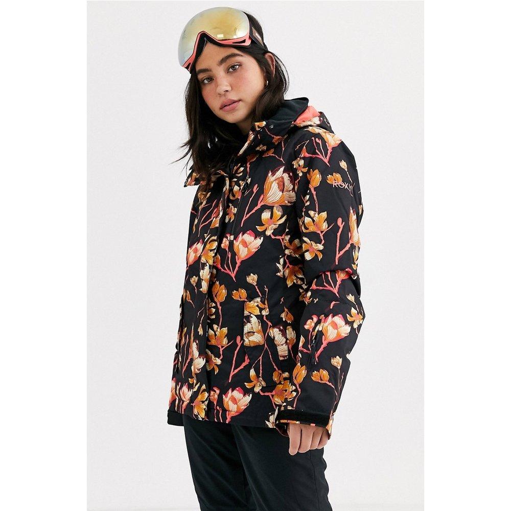 Snow Torah Bright Jetty - Veste de ski à fleurs - Roxy - Modalova