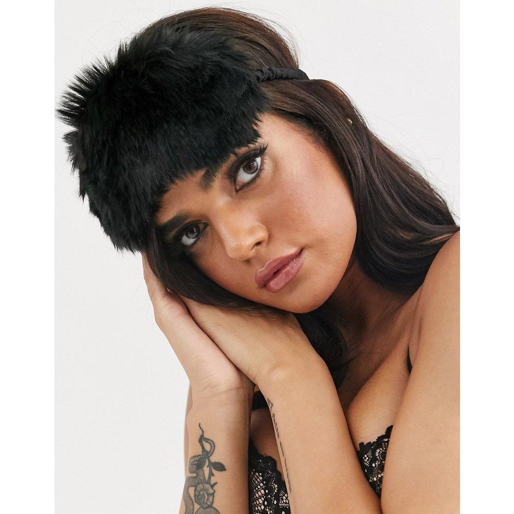 Masque pour les yeux en fausse fourrure - SAVAGE X FENTY - Modalova