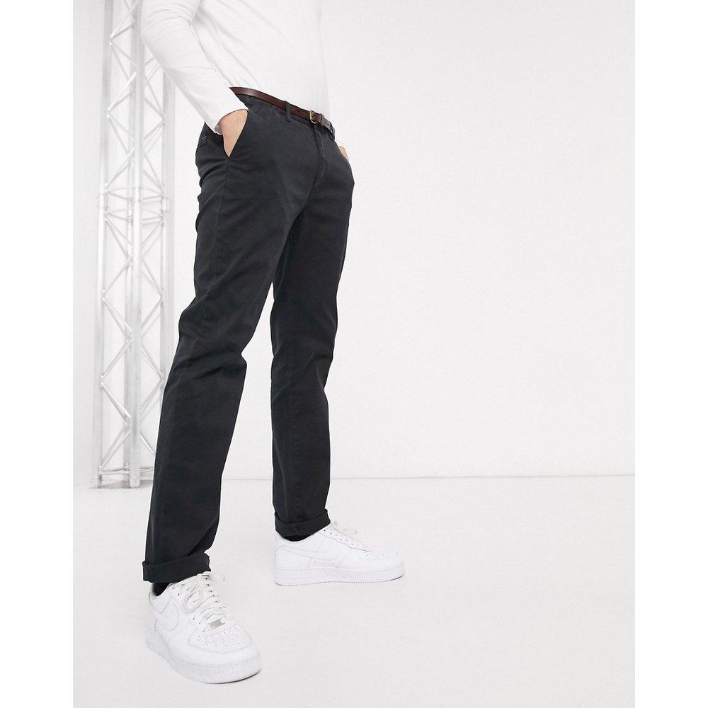 Pantalon chino coupe slim - Scotch & Soda - Modalova