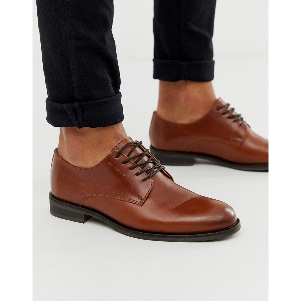 Chaussures derby - Fauve - Selected Homme - Modalova