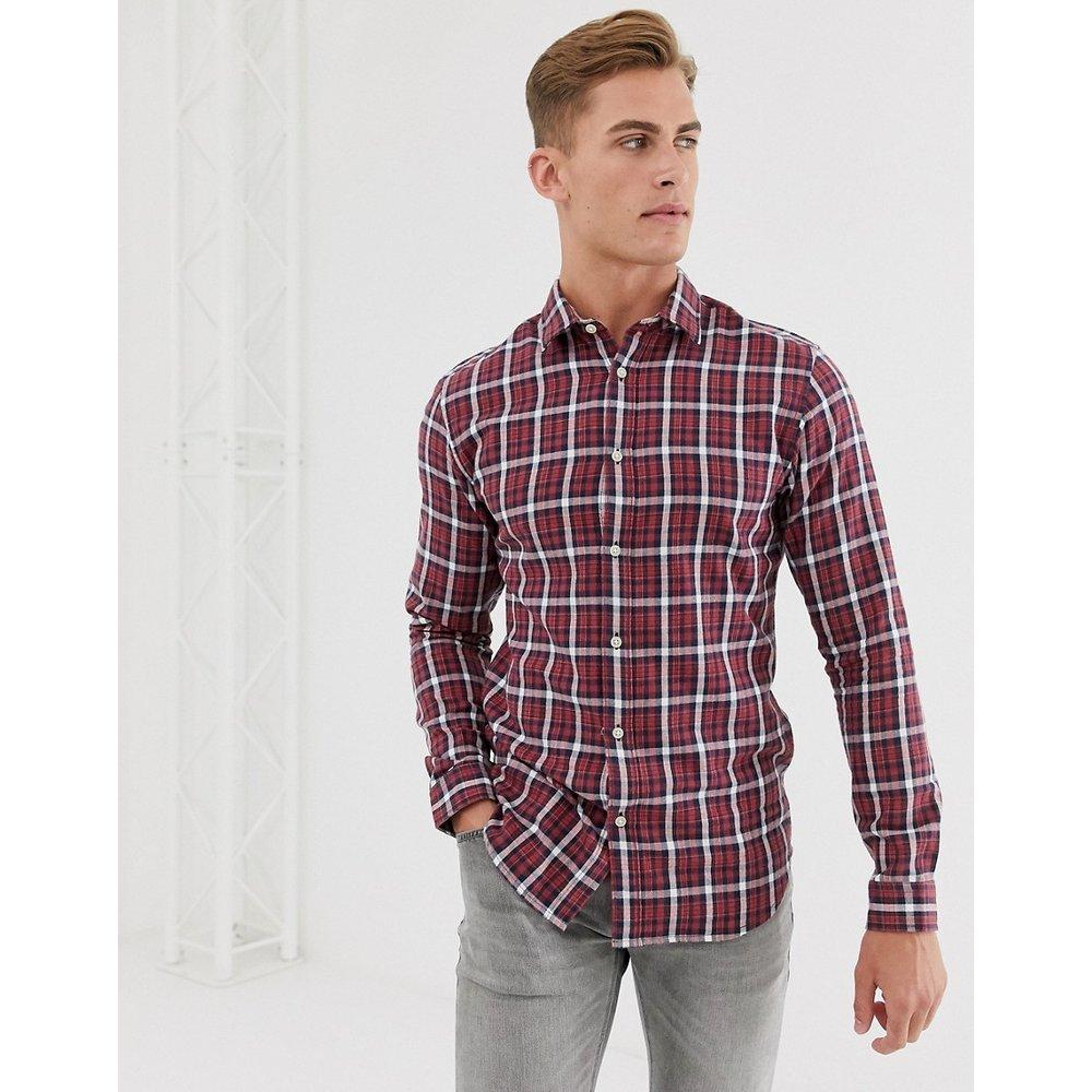 Chemise à carreaux - Selected Homme - Modalova