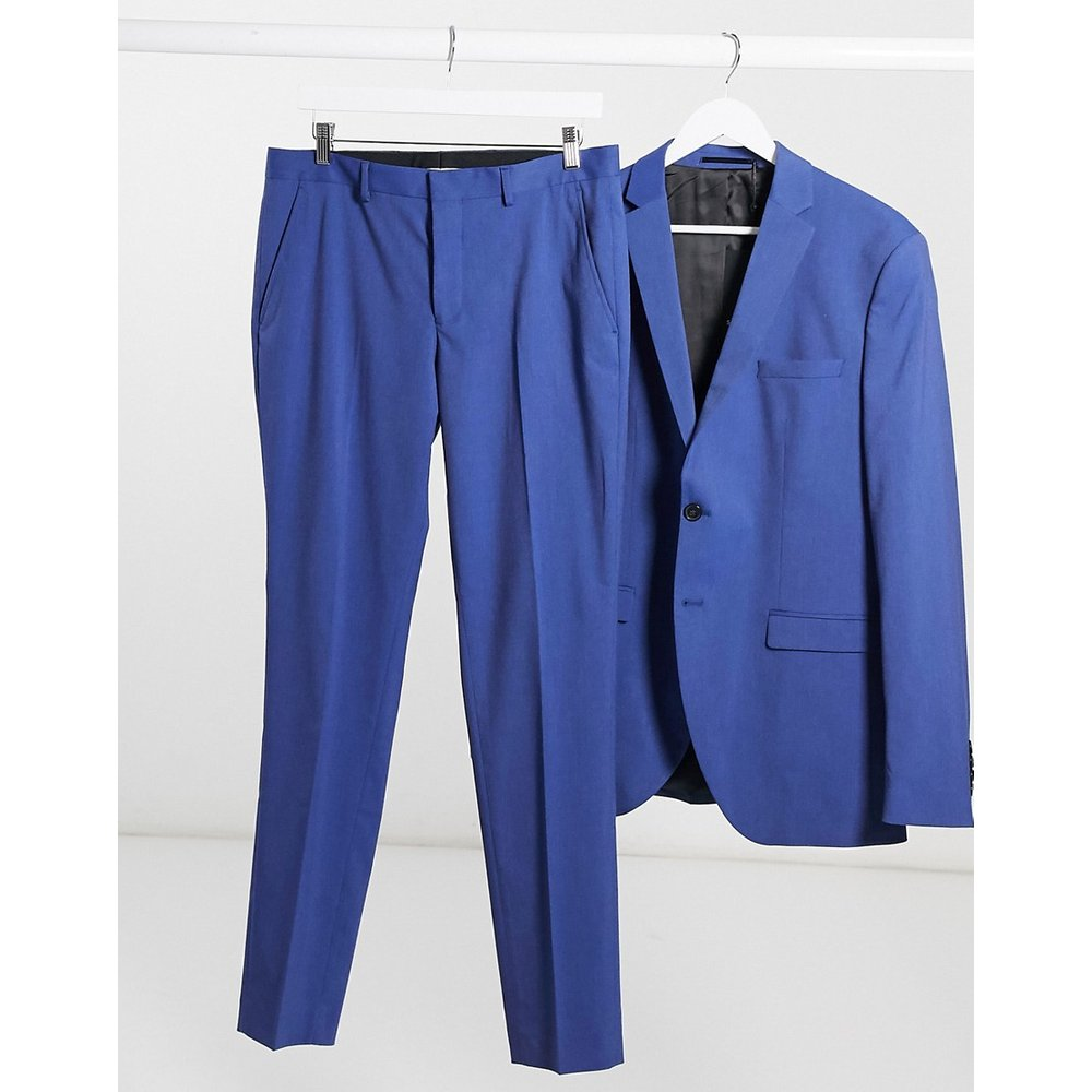 Pantalon de costume coupe slim - Selected Homme - Modalova