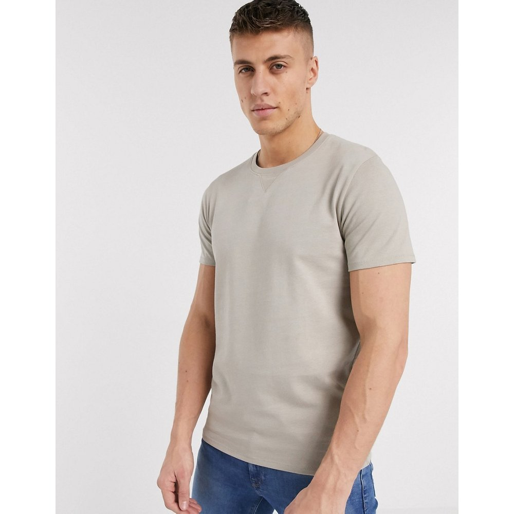 T-shirt molletonné - Selected Homme - Modalova