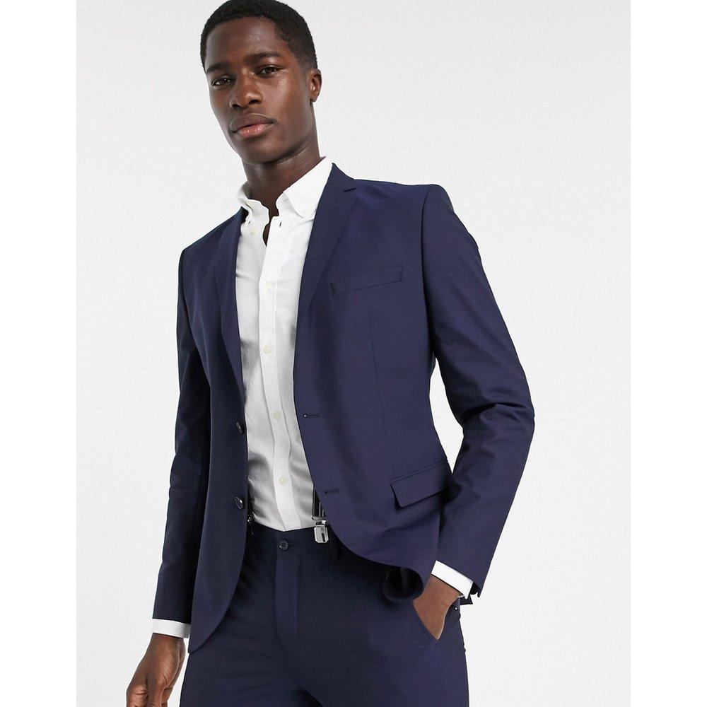 Veste de costume slim - Bleu marine - Selected Homme - Modalova