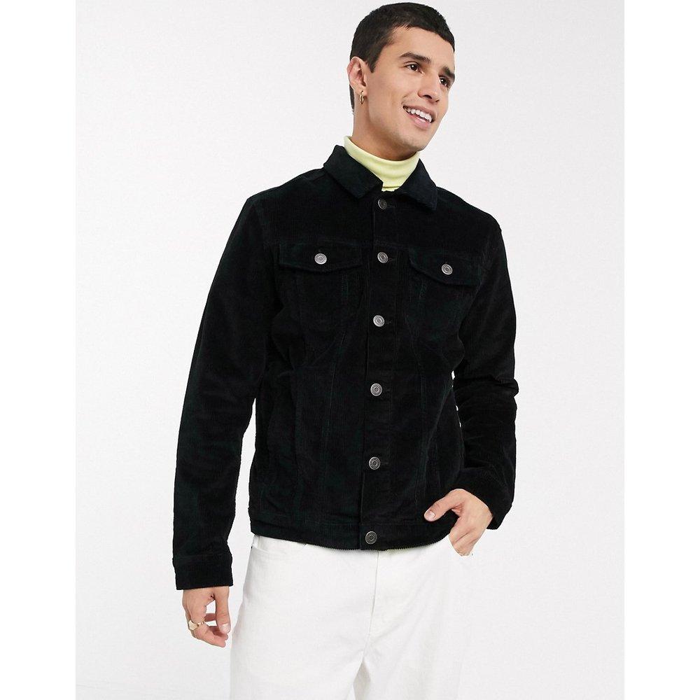 Veste en jean et velours côtelé - Selected Homme - Modalova