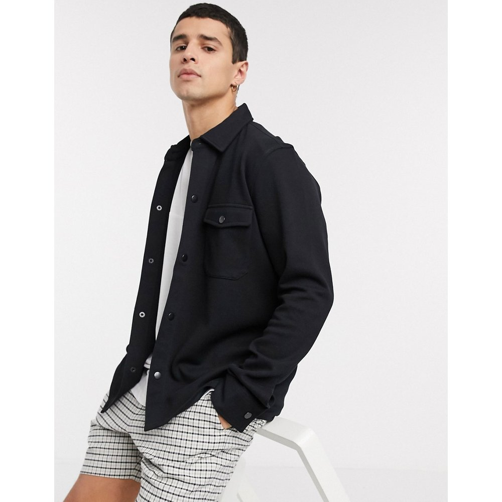 Veste fonctionnelle en jersey - Selected Homme - Modalova
