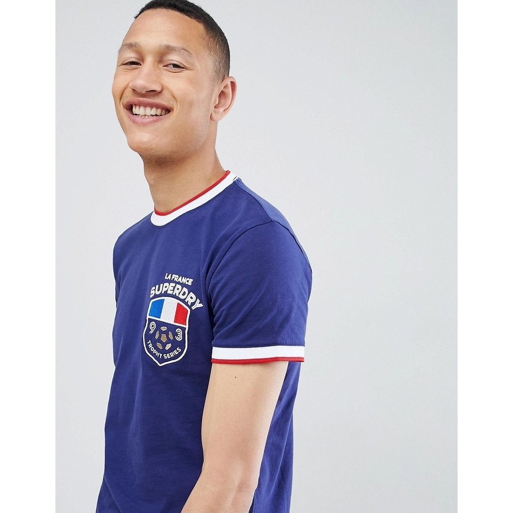 France Trophy Series - T-shirt - Superdry - Modalova
