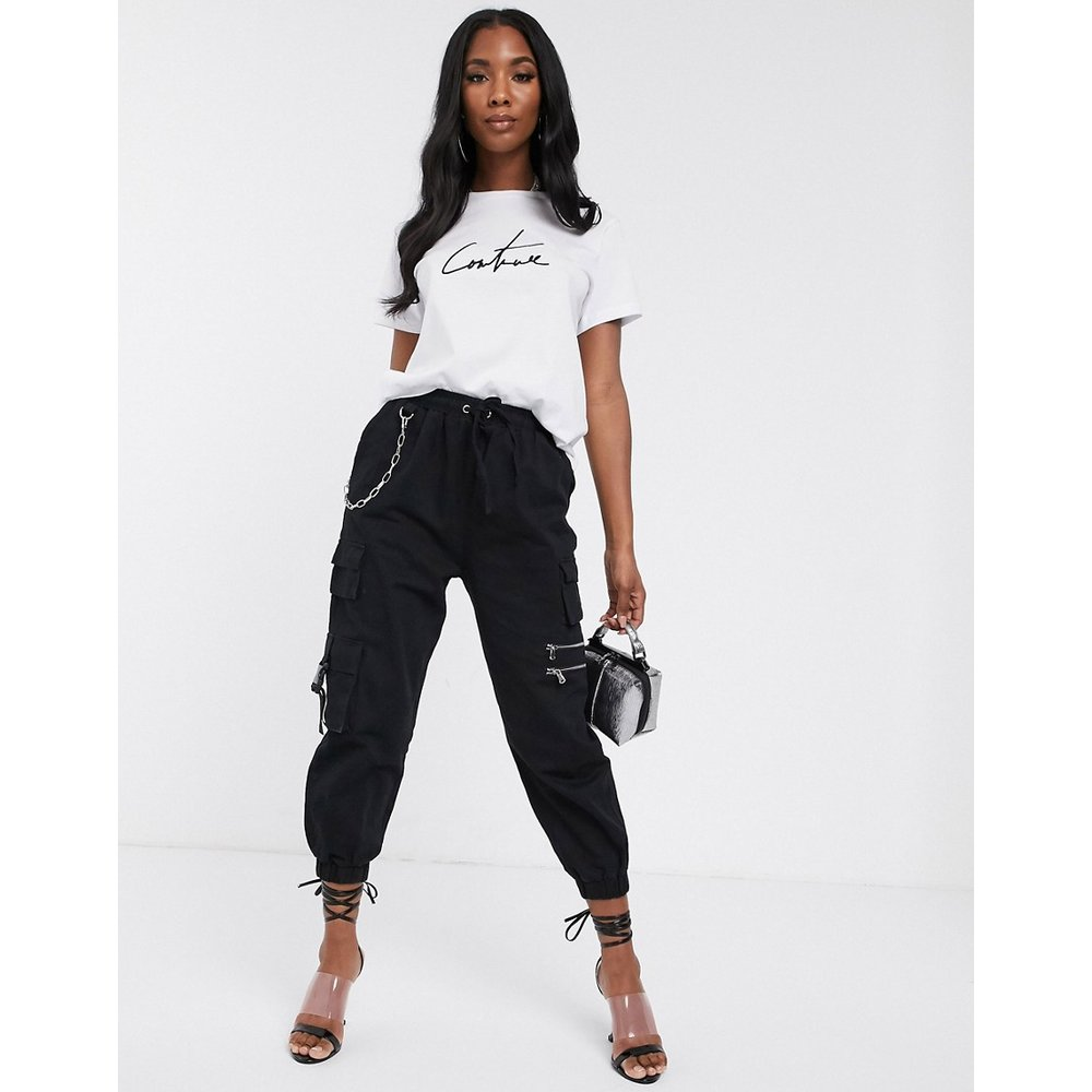 Pantalon cargo - The Couture Club - Modalova