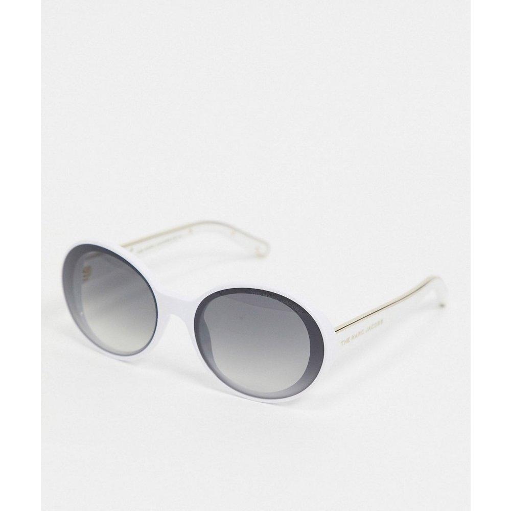 The - Lunettes de soleil rondes rétro - Marc Jacobs - Modalova