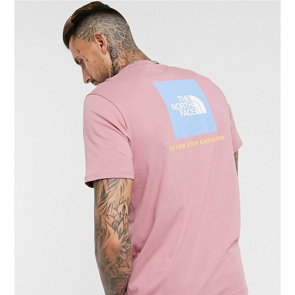 RedBox - T-shirt - - Exclusivité ASOS - The North Face - Modalova