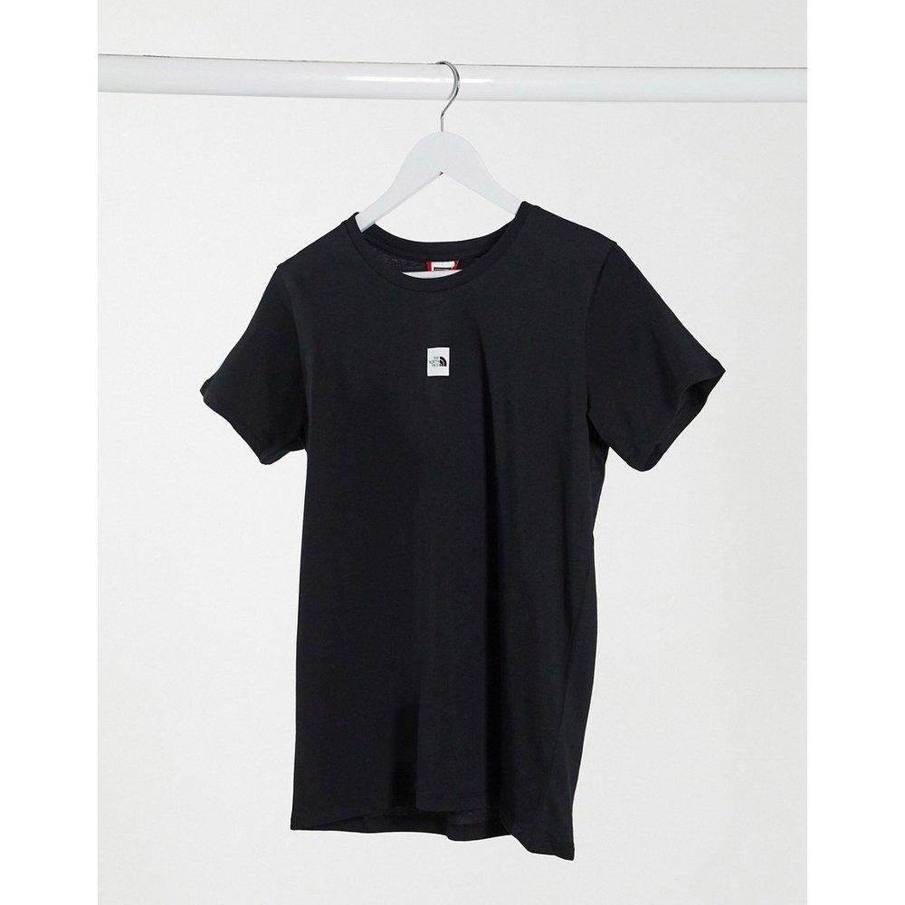T-shirt boyfriend avec logo central - The North Face - Modalova