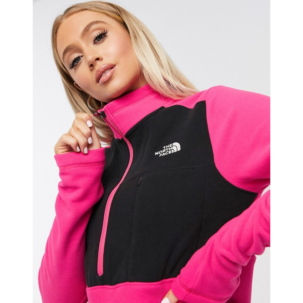 TKA - Sweat-shirt polaire color block - The North Face - Modalova