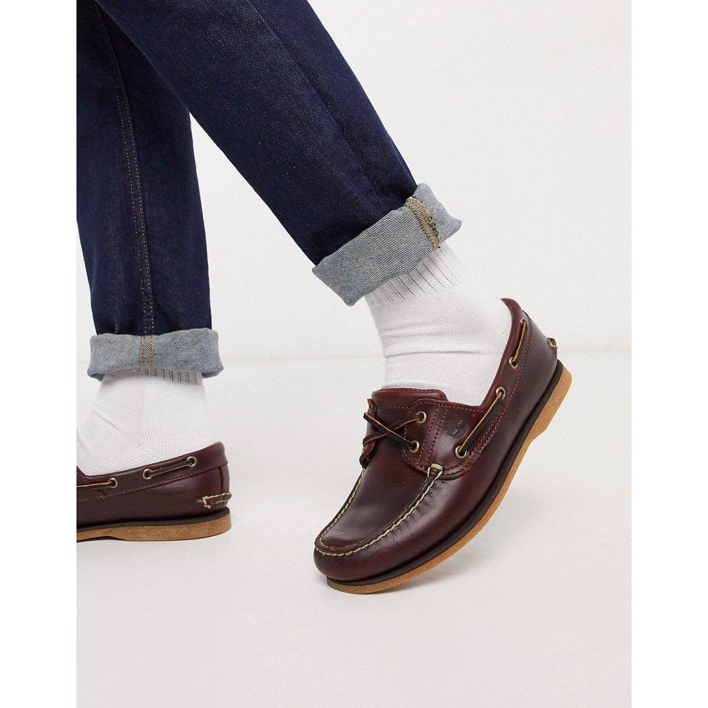 Chaussures bateau classiques - rouge - Timberland - Modalova