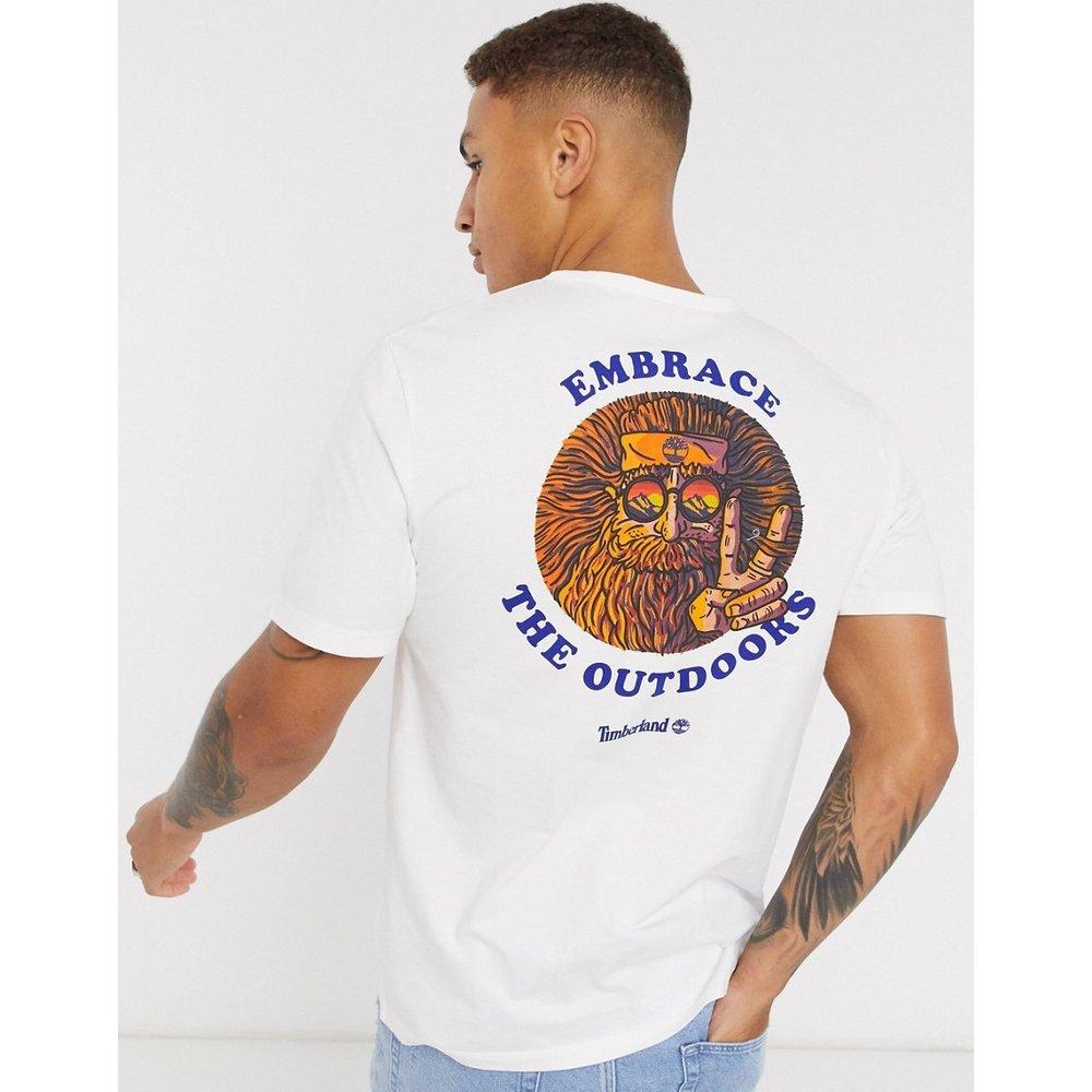 Outdoors - T-shirt graphique - Timberland - Modalova