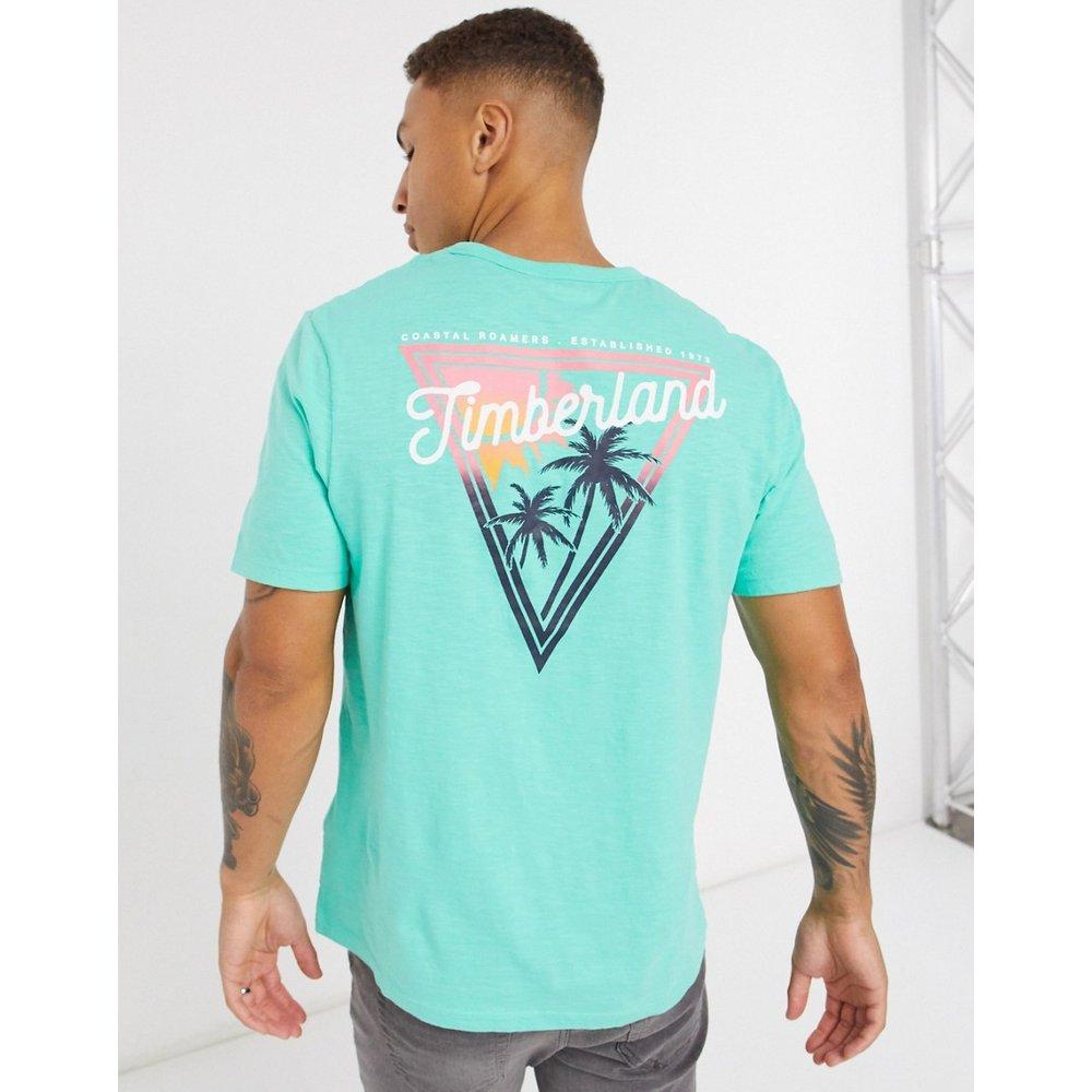River - T-shirt imprimé au dos - Timberland - Modalova