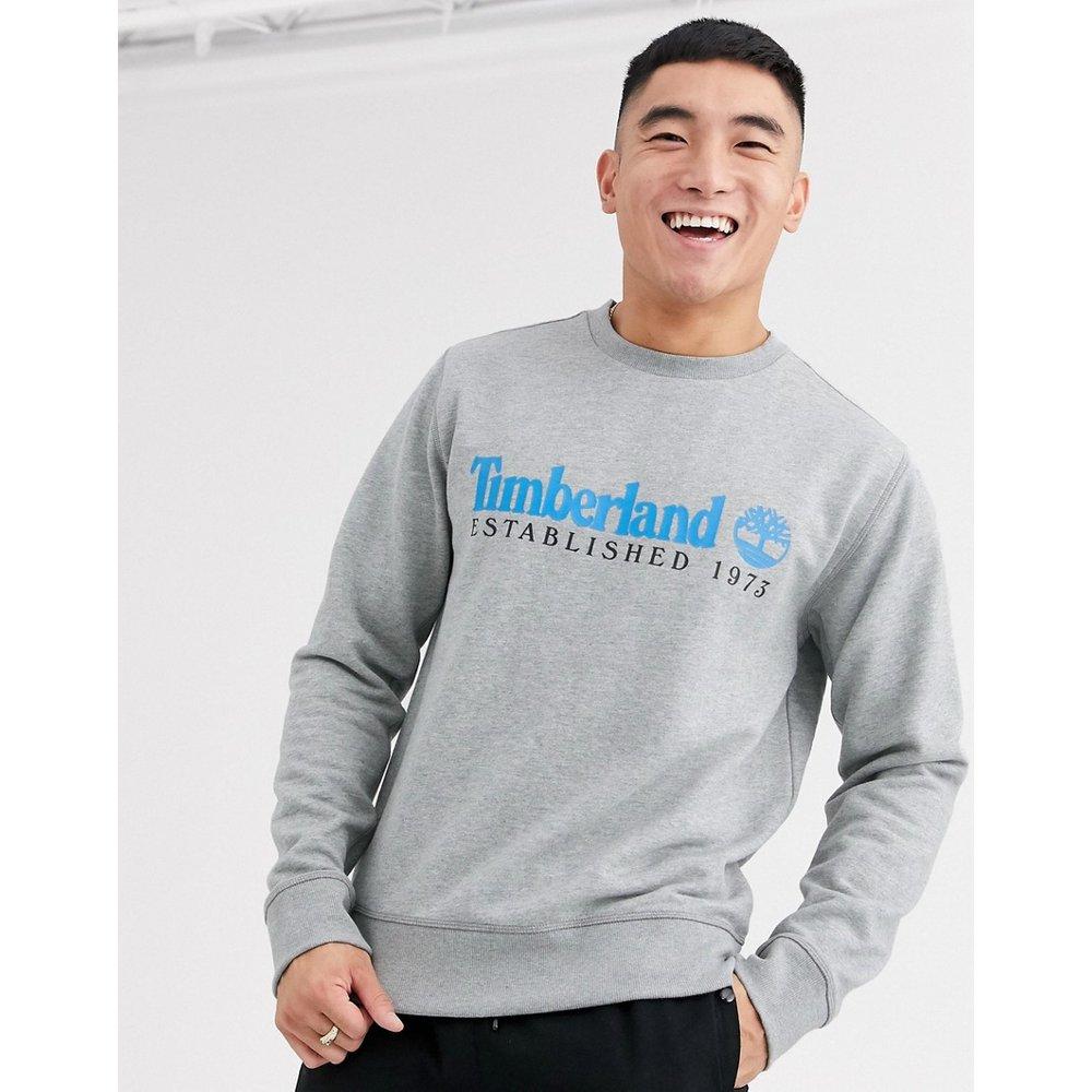 Sweat-shirt classique avec logo sur le devant - Timberland - Modalova