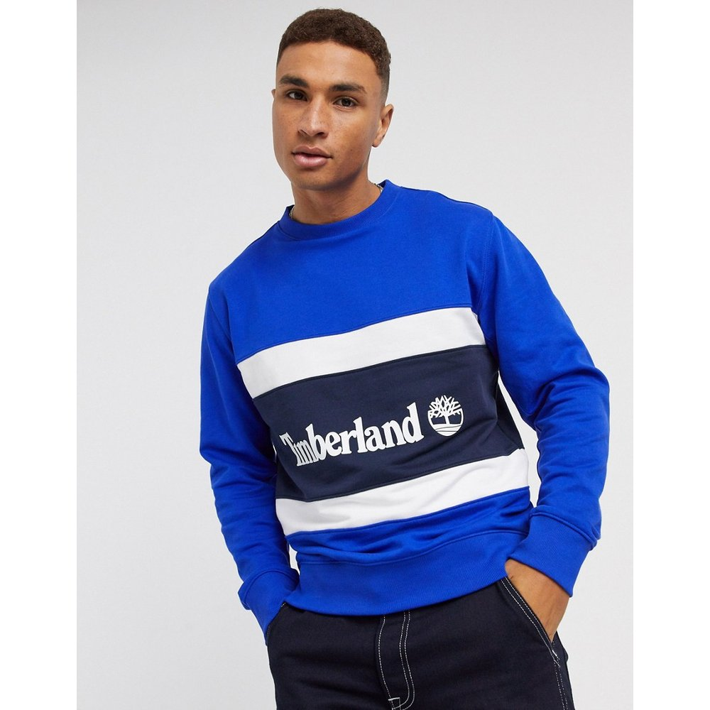 Sweat-shirt color block - Timberland - Modalova