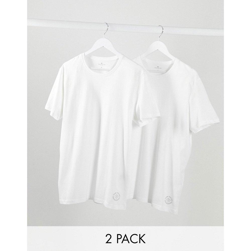 Lot de t-shirts - Tom Tailor - Modalova