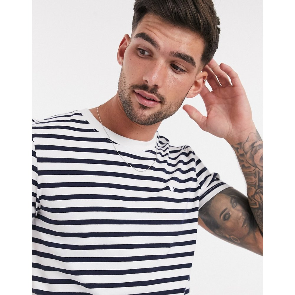 T-shirt à rayures - Tom Tailor - Modalova