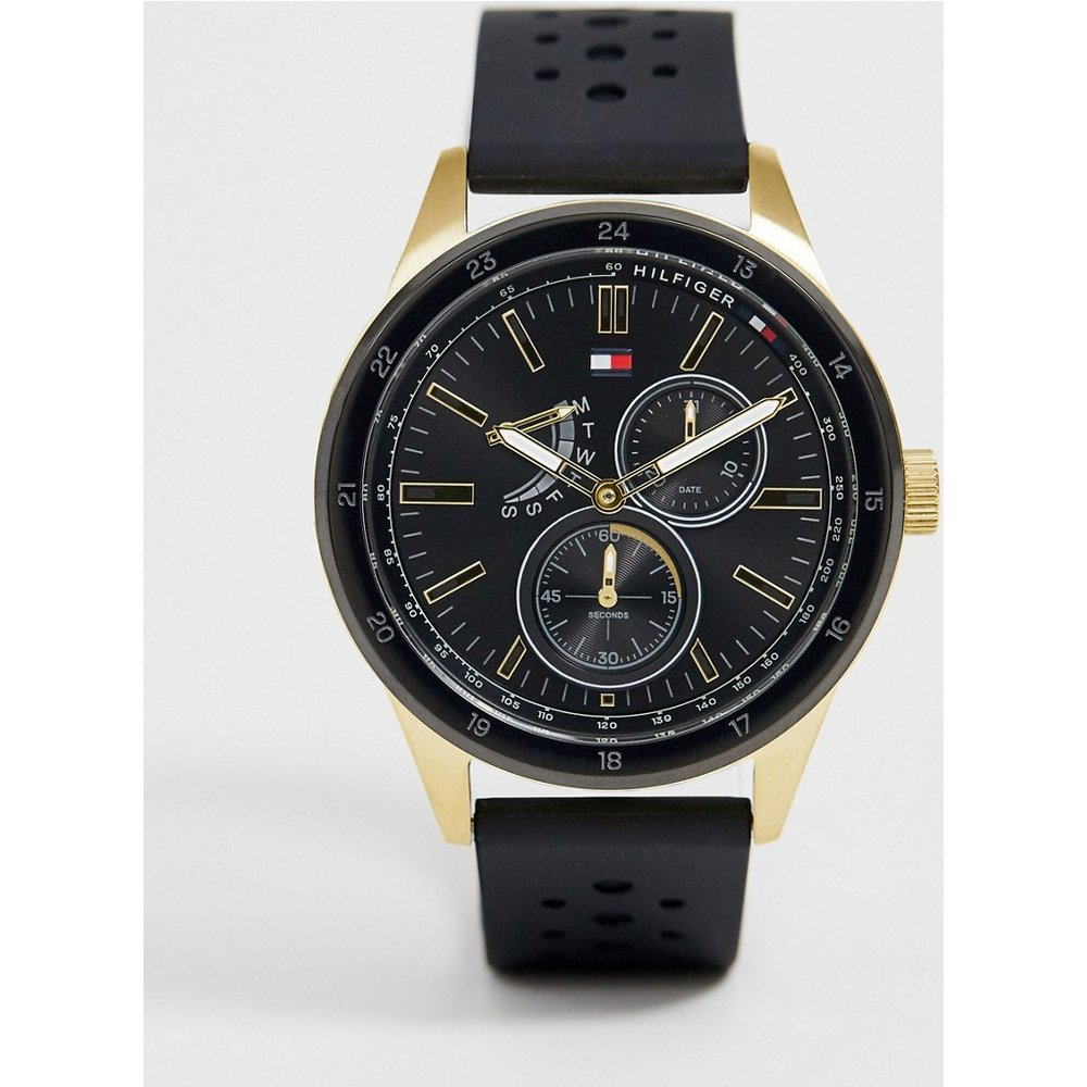 Austin Sport - Montre avec bracelet en silicone - Tommy Hilfiger - Modalova