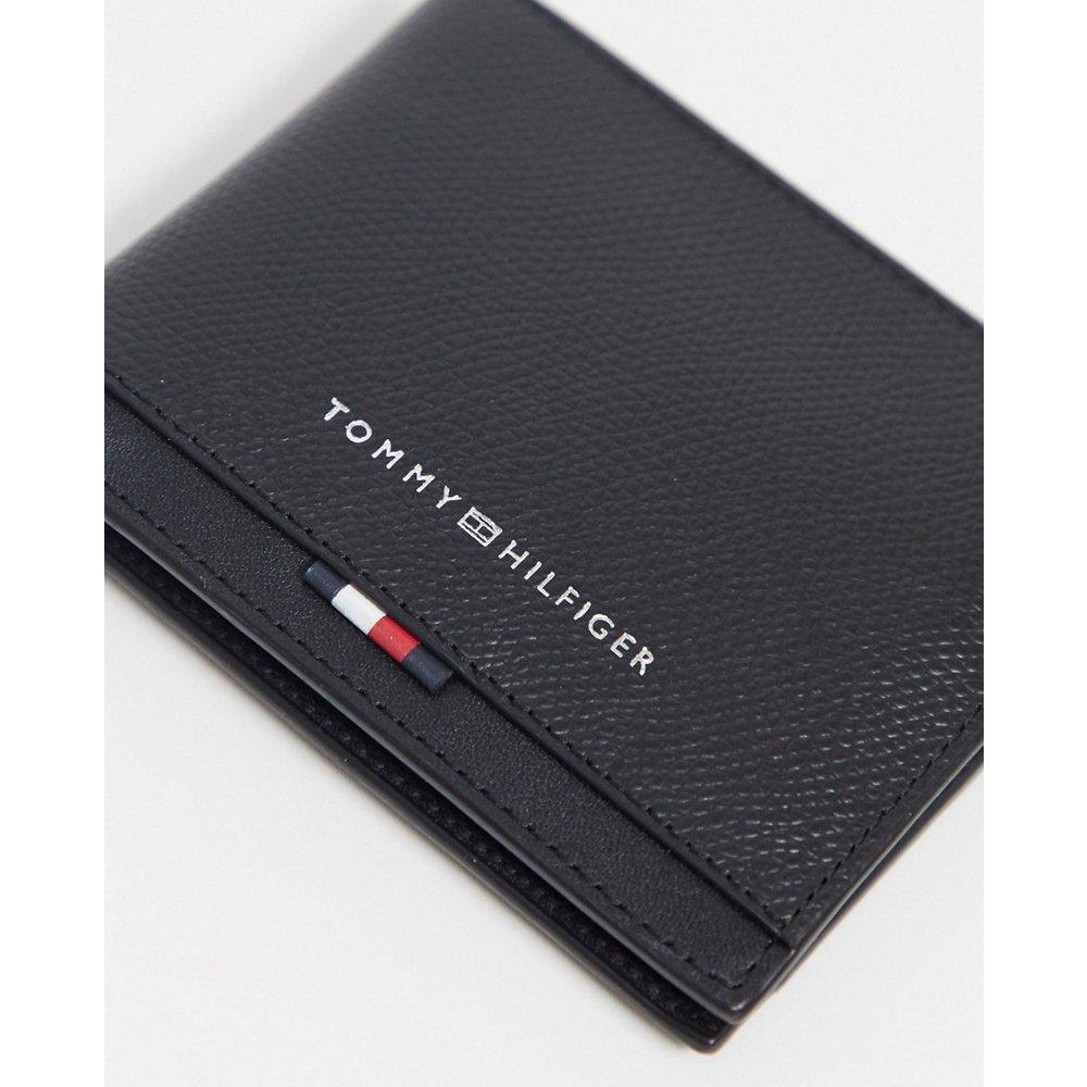 Business - Mini portefeuille en cuir - Tommy Hilfiger - Modalova