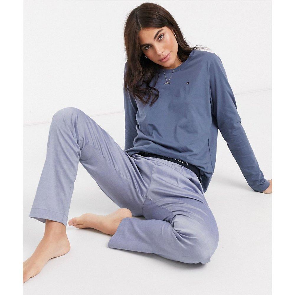 Tommy Hilfiger - Pyjama-Bleu - Tommy Hilfiger - Modalova