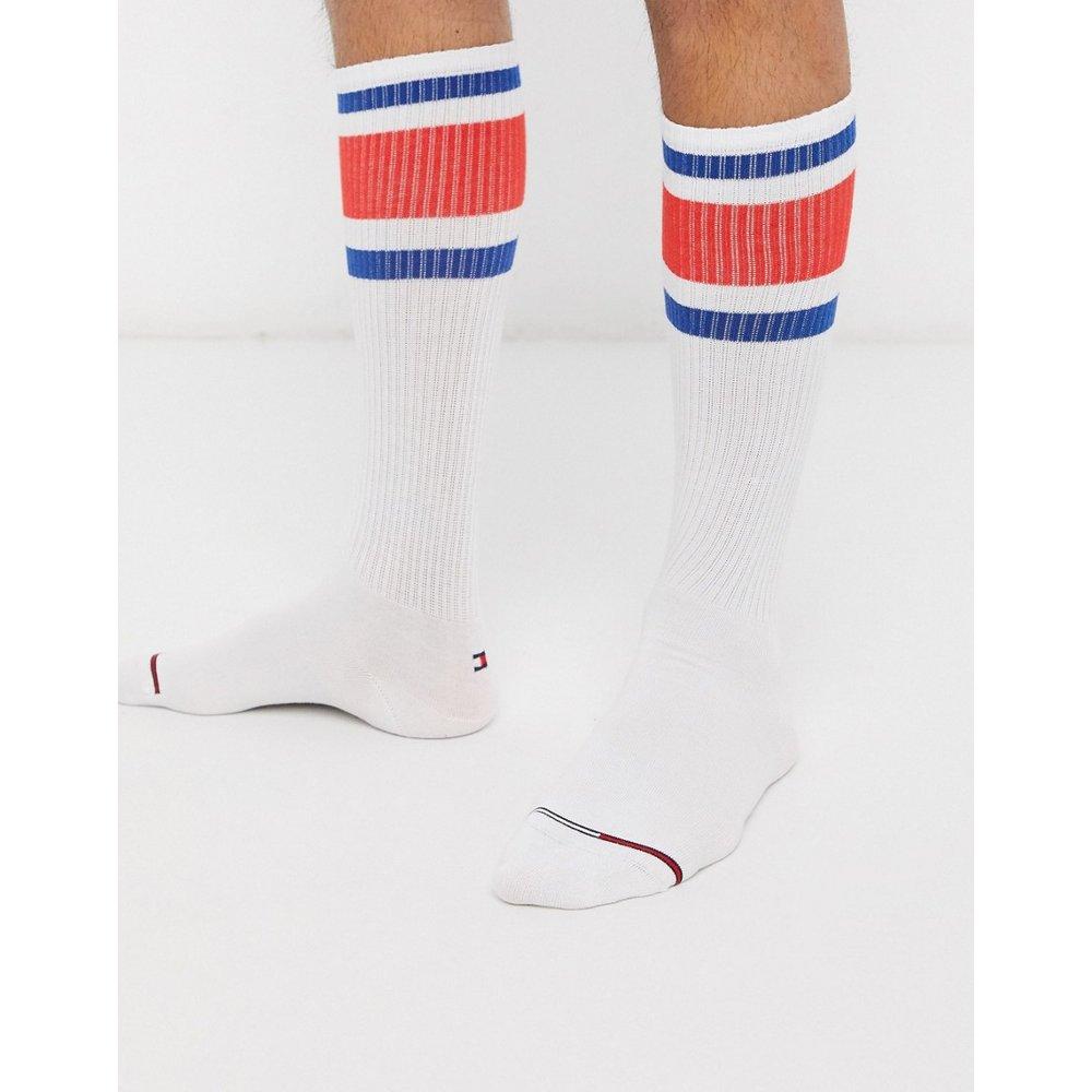 Tommy Jeans - Chaussettes à logo style rétro - Tommy Hilfiger - Modalova