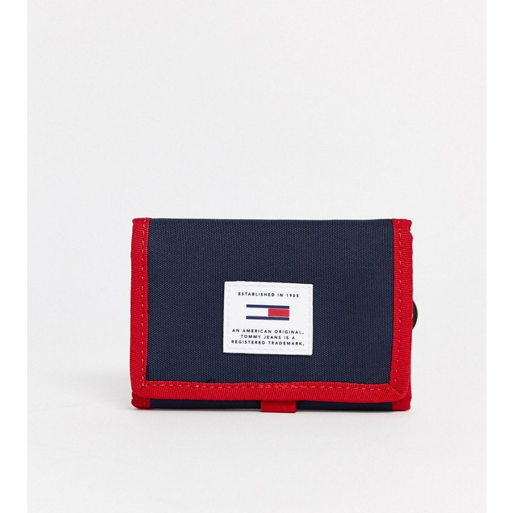 Tommy Jeans - Urban Tech - Portefeuille repliable - Tommy Hilfiger - Modalova