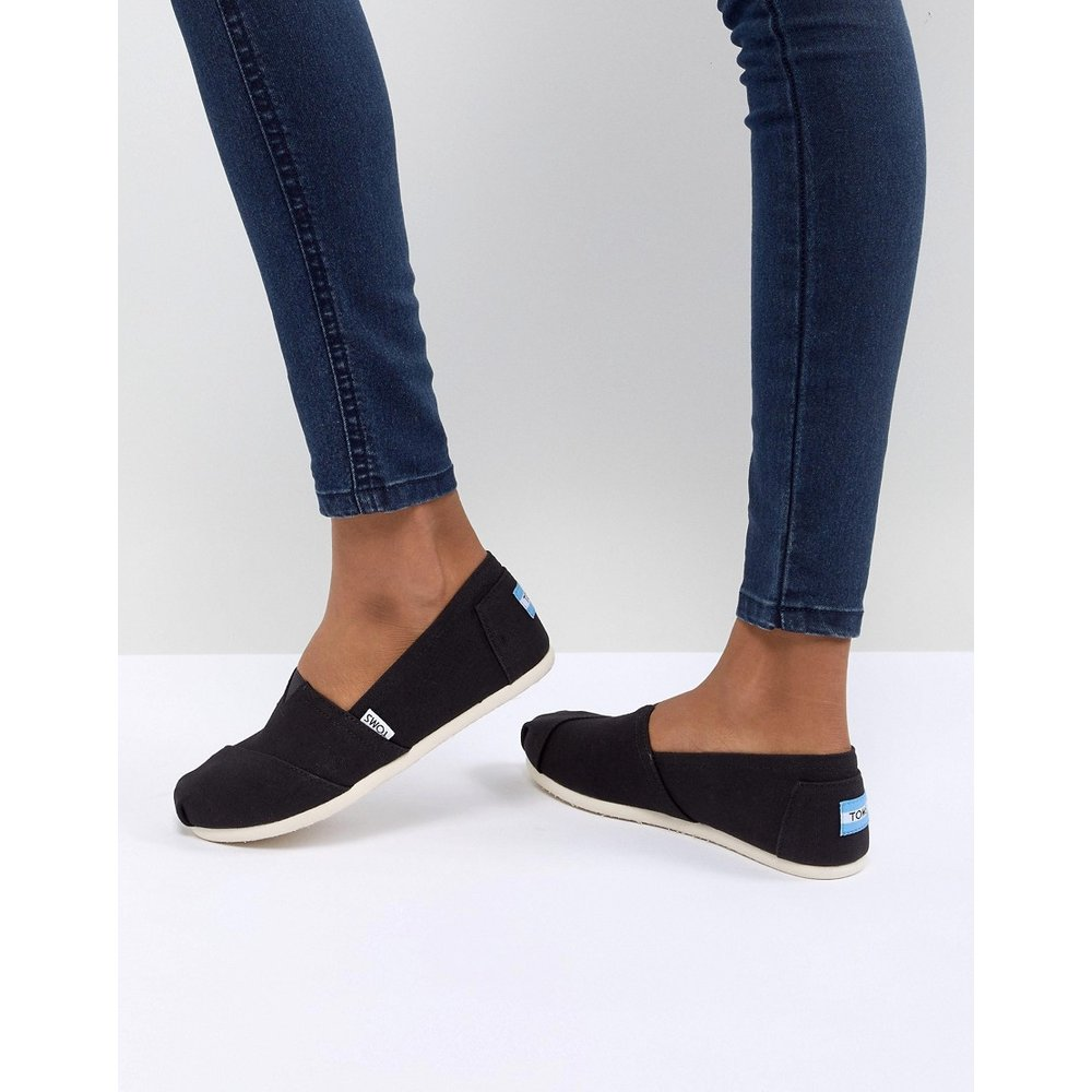 Chaussures classiques en toile - TOMS - Modalova