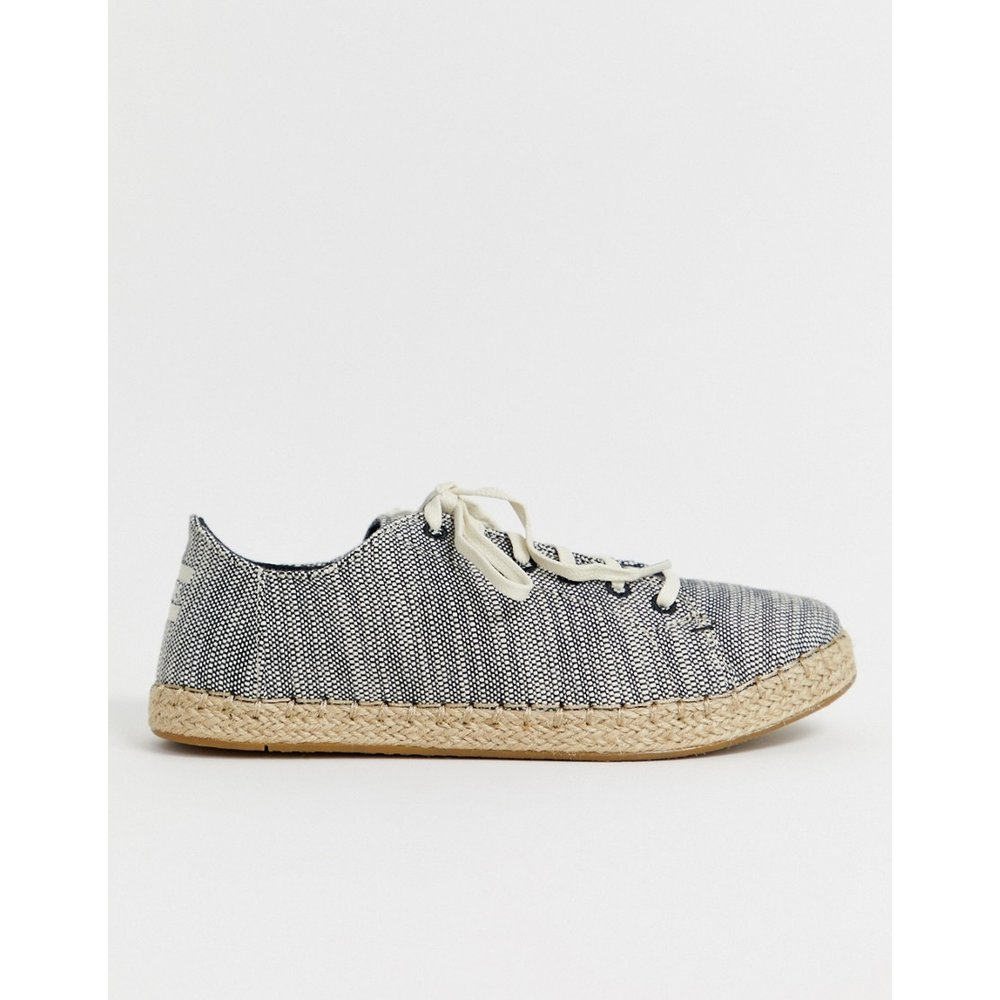 Linen - Baskets en lin style espadrilles - TOMS - Modalova