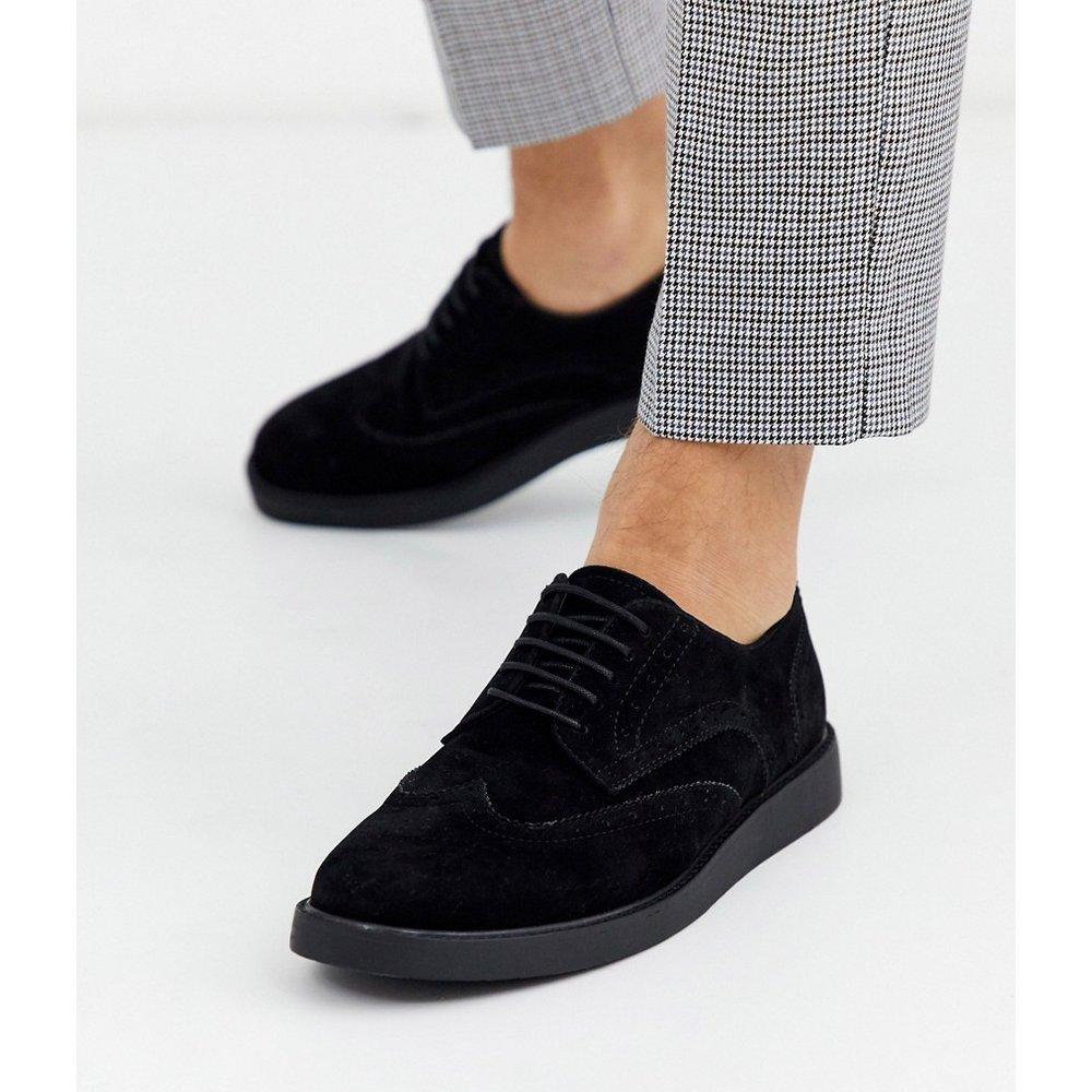 Chaussures richelieu à semelles épaisses - Topman - Modalova