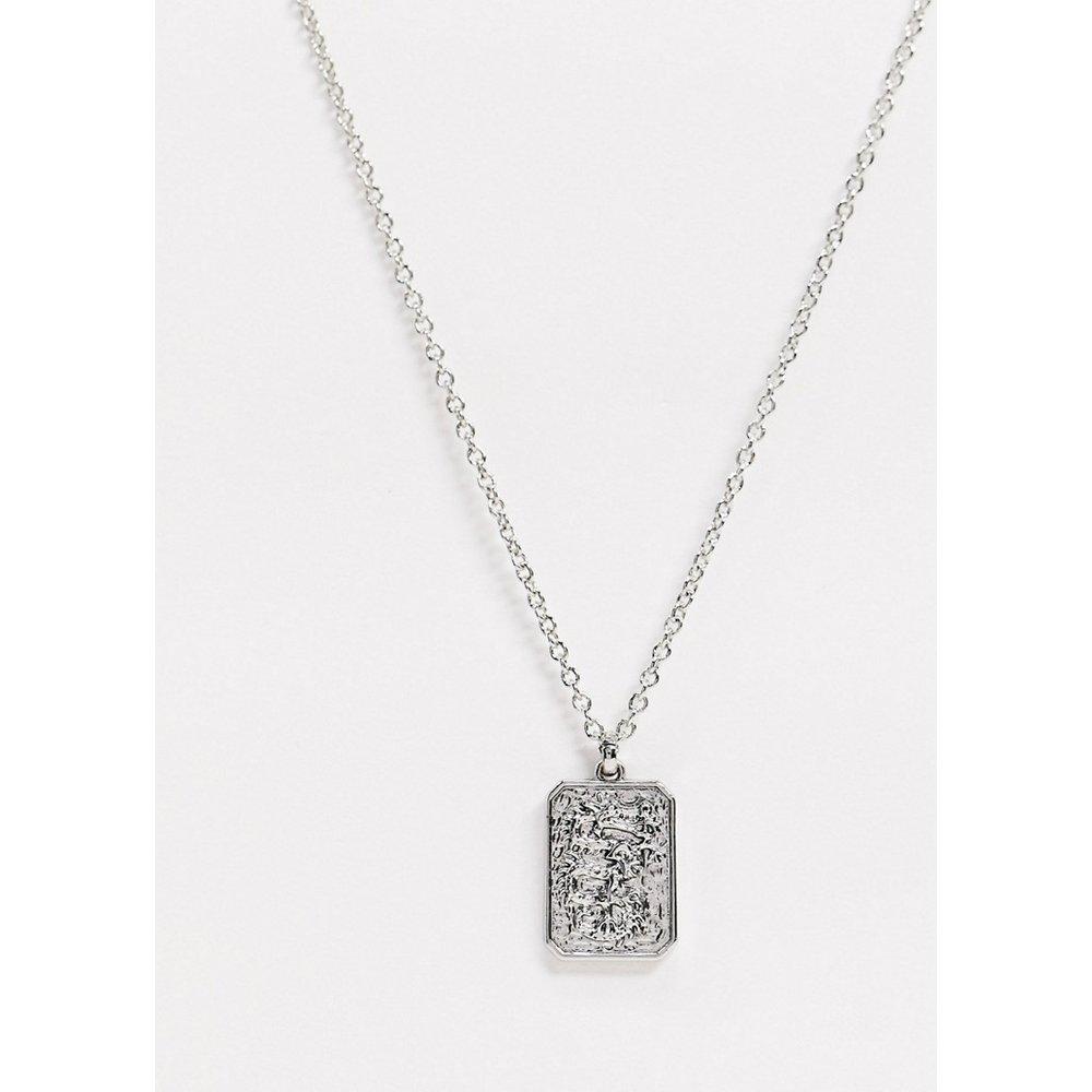 Collier chaîne avec pendentif dragon - Topman - Modalova