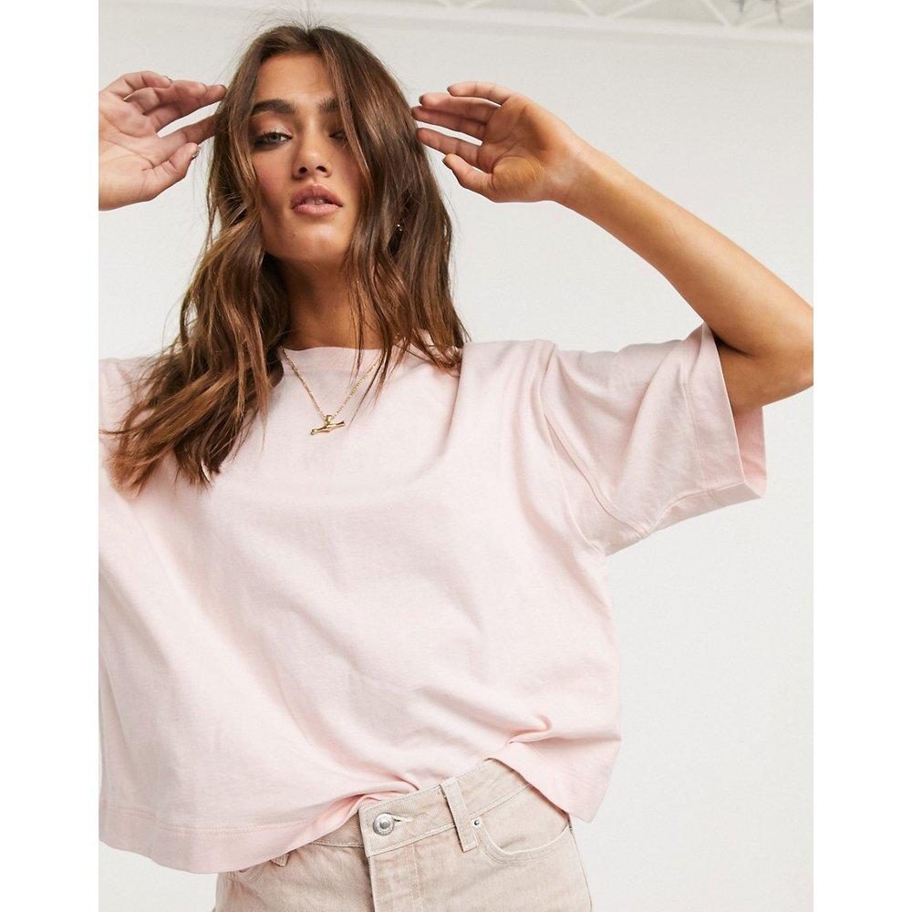 T-shirt coupe carrée - Topshop - Modalova